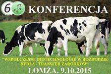 VI Konferencja Bujatryczna w Łomży